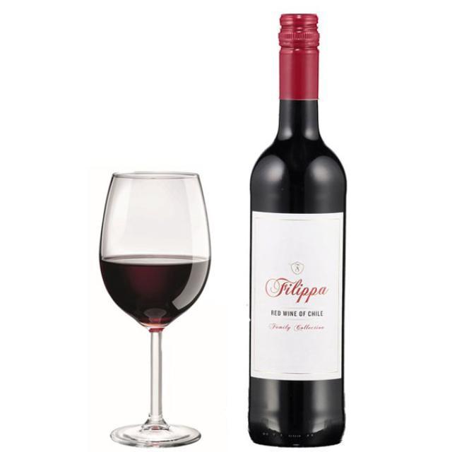 Kvalitatīvs sarkanais vīns