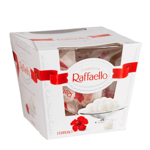 Raffaello konfekšu kārba