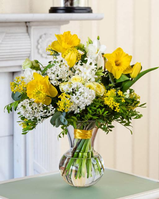 Spring bouquet of the day