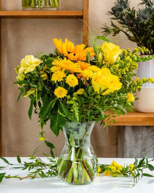 Sunray - florist's fantasy