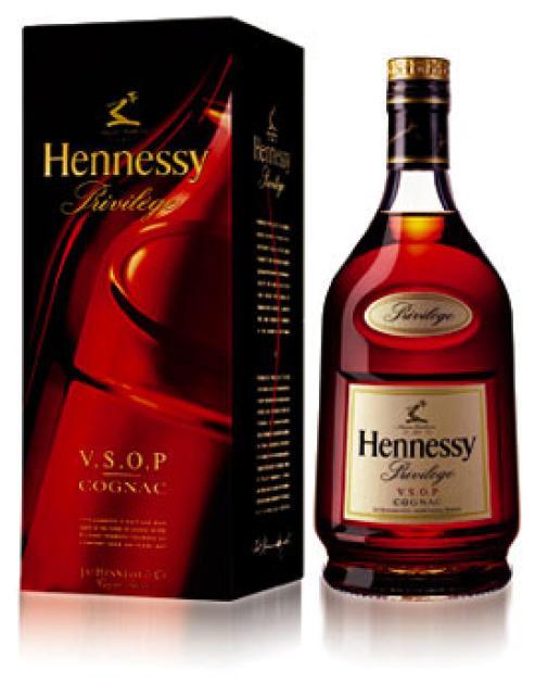 Hennessy konjaks