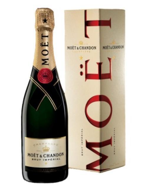 Šampanietis Moet & Chandon